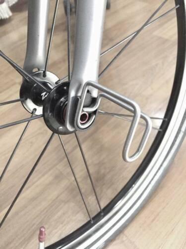 Ultralight 6.2g Front Wheel E Hook for Brompton Bicycle Folding Bike F
