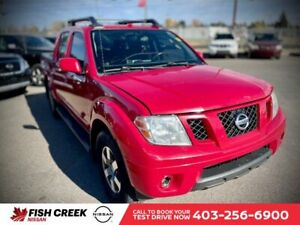 2011 Nissan Frontier PRO-4X   Crew Cab   Leather   Sunroof
