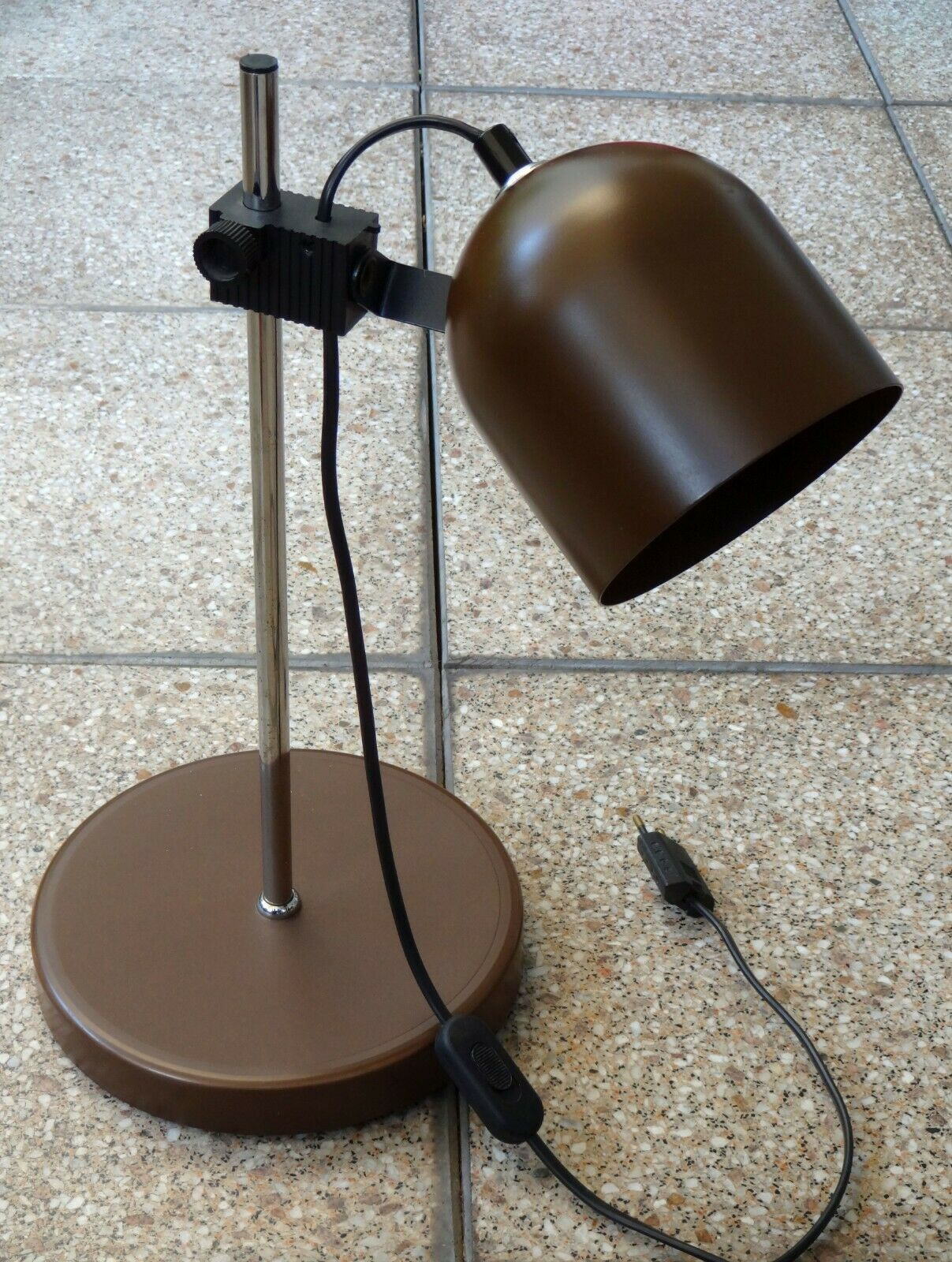 Designer Vintage Retro Schreibtischlampe  Lampe Leuchte  60er 70er 80er 90er