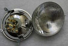 VESPA SCHEINWERFER vorne PX 80 125 150 200 GS PX200 Lusso E P fanale light