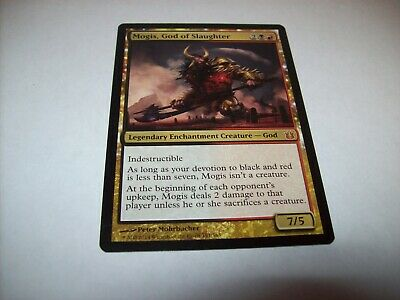 EREBOS GOD OF THE DEAD Theros MTG Black Enchantment Creature — God MYTHIC RARE