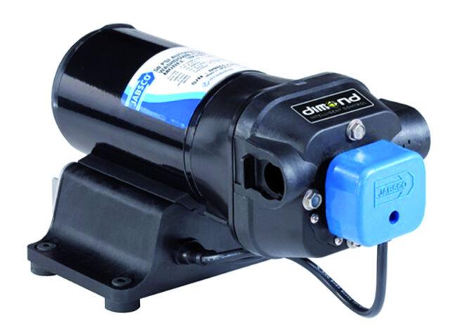 Grupo Agua Jabsco Flo de la V 5.0 hp 24V 19L/Min 4.1 BAR 42755-0094