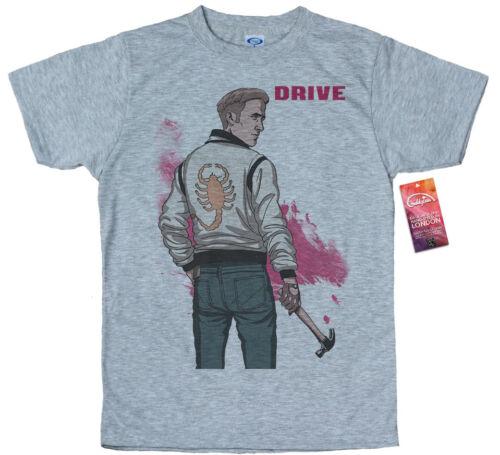Drive T shirt Artwork #ryan gosling