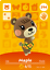 CARTRIDGE-SIZE-Custom-NFC-Amiibo-Card-for-Animal-Crossing-TOP-72-VILLAGERS miniatuur 24