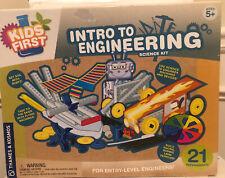 Thames /& Kosmos 567002 Kids First Intro to Engineering Kit
