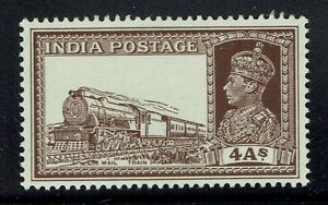 India-SG-255-Mint-Lightly-Hinged-Lot-123015