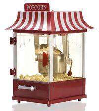 Retro-Design Popcorn-Maschine Popcorn-Maker Automat Melissa 16310148 rot