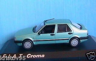 FIAT CROMA IE 1985 green NOREV    43 ITALIA GREEN green ITALIA ITALIE f5a73f