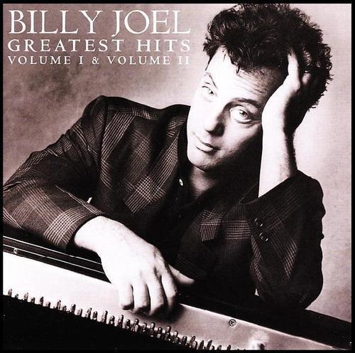 BILLY JOEL (2 CD) GREATEST HITS Volume I & II ~ 70's & 80's ~ PIANO MAN ++ *NEW*
