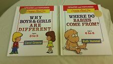 Why Boys Girls Are Different Where Babies Come From Learning About Sex Series