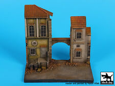Black Dog 1:72 Street WWII Base 150x90mm Resin Accessory #D72031