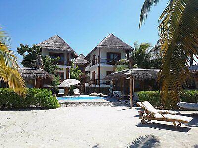 Villas Frente al Mar en Zona Hotelera de Holbox
