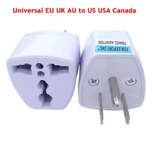 Universal-EU-UK-AU-to-US-USA-Canada-AC-Travel-Power-Plug-Adapter-Converter-New