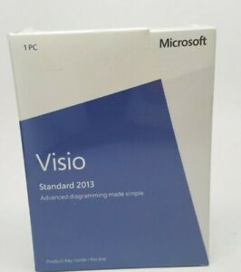 Microsoft visio standard 2013 discount price