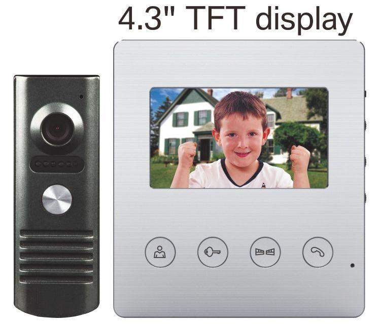 RL A043F Türsprechanlage 4.3
