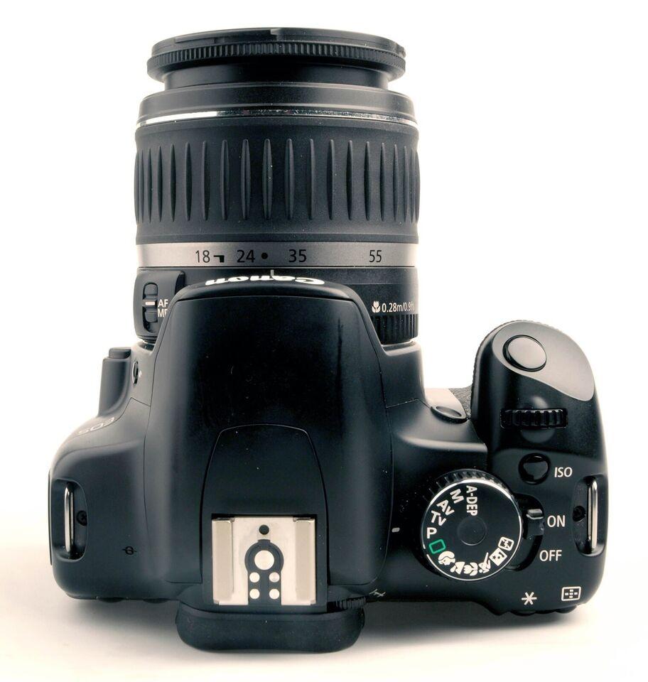 Canon, EOS 450D, spejlrefleks