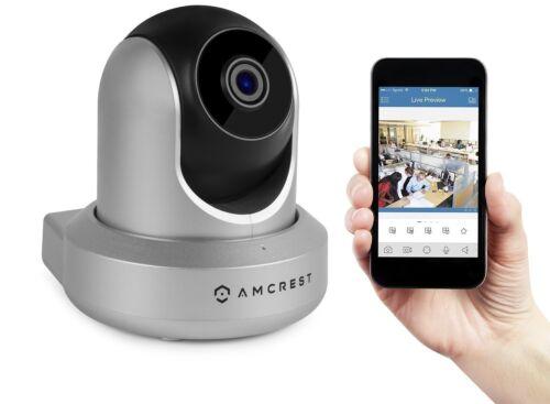 1920TVL Amcrest ProHD 1080P WiFi IP Security Camera IP2M-841S REFURBISHED