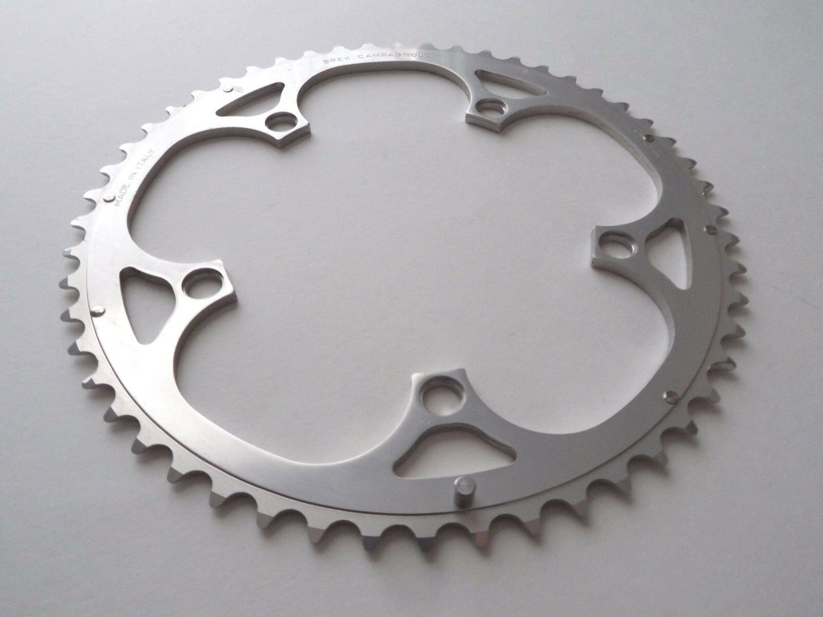 Rare  NOS Vintage 1980s Campagnolo C Record 52T chainring - 135BCD  fast shipping and best service