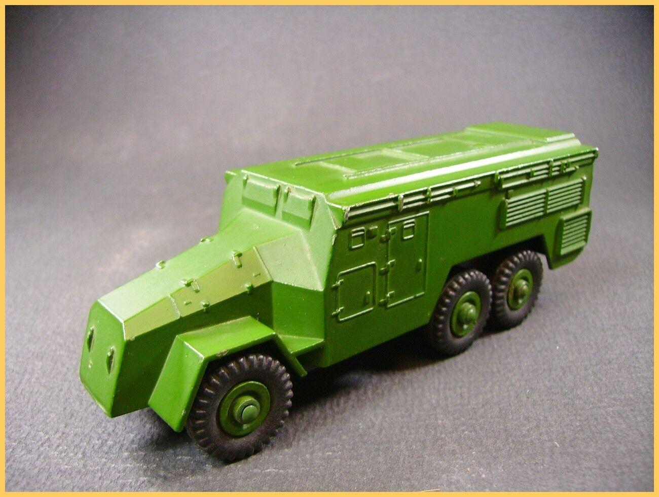 DINKY leksakS milis GB armerad kommando mot 65533;65533; hikule meccano ltd 677