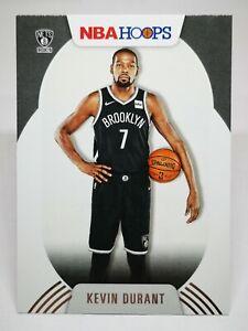 Panini Hoops 2020-21 N24 card NBA base #189 Kevin Durant - Brooklyn Nets