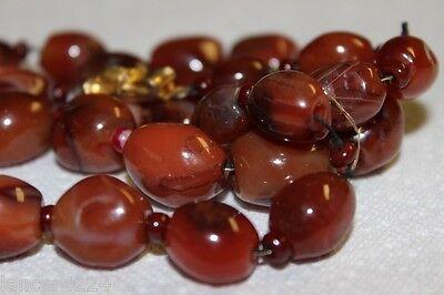 Original Klassisches Karneol Perlen