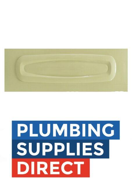 Cavalier Oval White Gloss Acrylic 1700mm X 520mm Bath Front Panel 152//000
