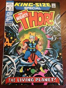 Thor-King-Size-Special-4-December-1971-The-Living-Planet