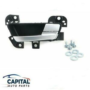 Right Front Inner Inside Door handle Satin/Silver suits Ford Falcon FG FGX 08-On