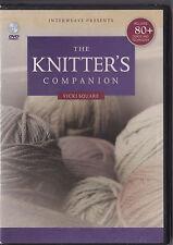 DVD:  The Knitters Companion,  Interweave Press