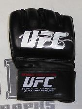 Renzo Gracie Signed UFC Official Fight Glove PSA/DNA COA Autograph 112 Pride FC
