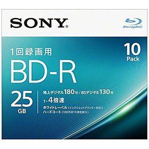 10-Sony-BD-R-25Gb-4x-Printable-Blu-ray-Disc-Blank-Disc-Inkjet-japan