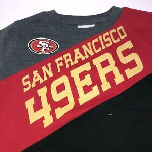 NFL-San-Francisco-49ers-T-Shirt-Toddler-Baby-Size-3T