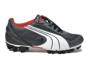 online retailer 829de 13d9e Caricamento dell immagine in corso PUMA-V5-08-GCR-HG-nero-scarpe-bambino-