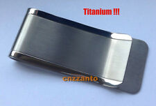 TIREMET Ti Titanium money clip Credit card clip holder Z019