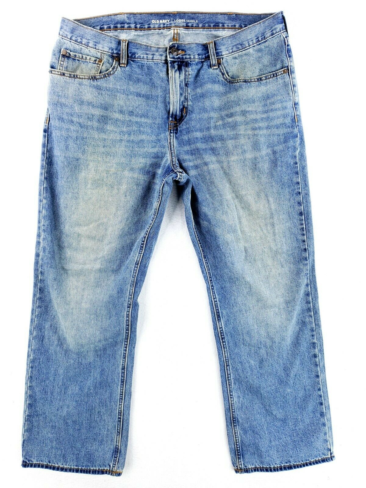 """Coach Flick size 40"""" jeans he wore after gaining a bunch of weight."""