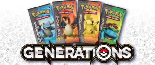 5 to 200x Pokemon Cards Bundle XY Generations RARE HOLOS GUARANTEED