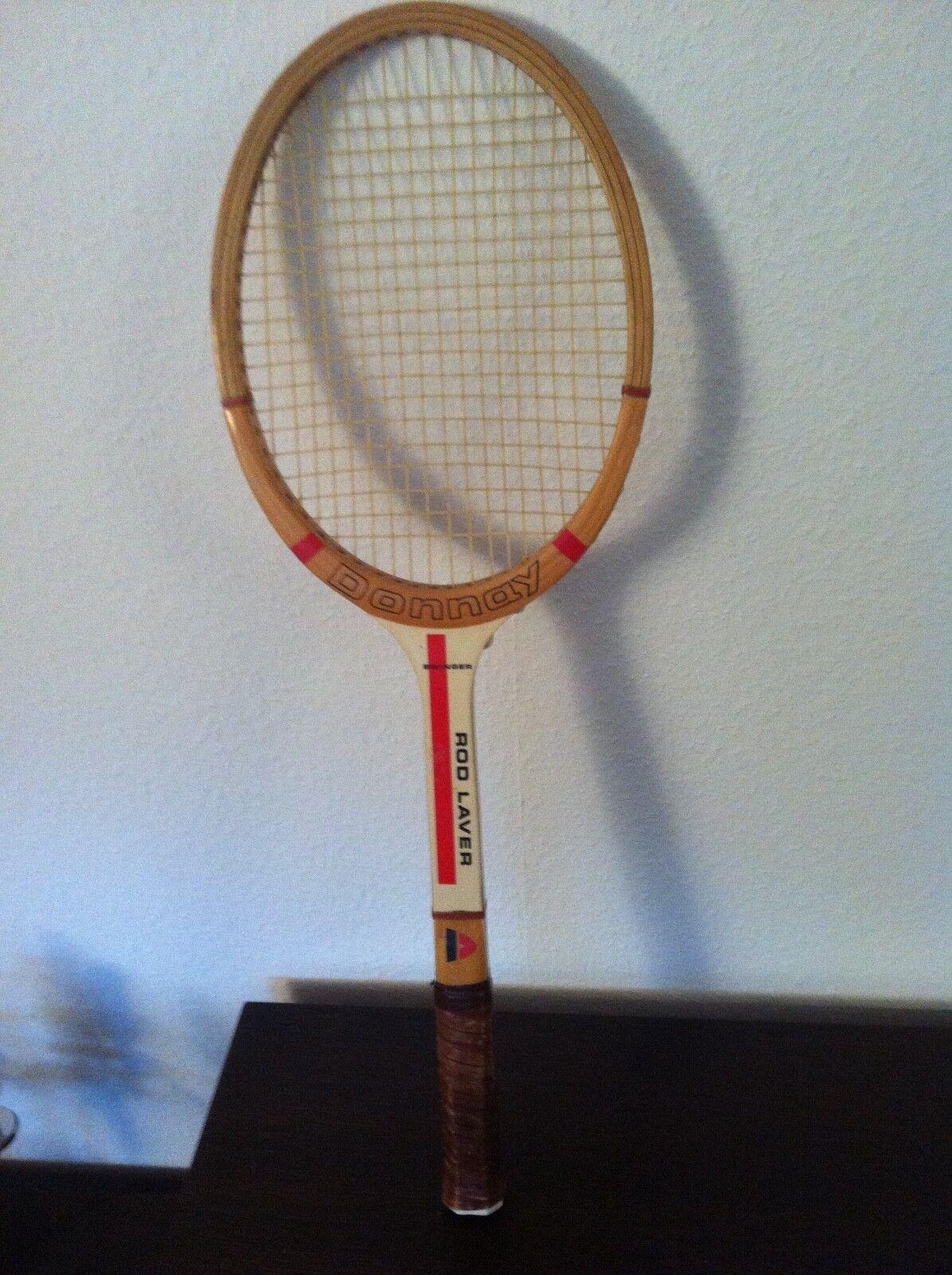 dameny Tennisschläger Racket Rod Laver