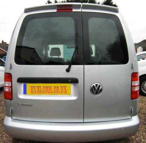 Spoiler Splitter//labio FACELIFT PARACHOQUES DELANTERO purgada VW Caddy 2010