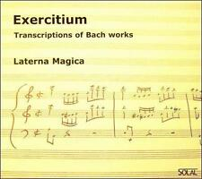 Exercitium: Transcriptions of Bach Works, New Music