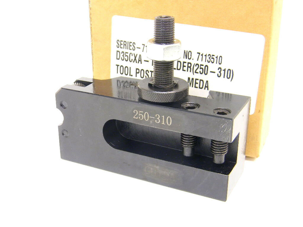 3Pcs New  CXA #1 Quick Change 250-301 Tool Post Turning /& Facing Holder