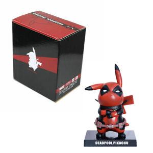 6-039-039-Pokemon-039-s-Detective-Pikachu-Cosplay-Deadpool-PVC-Figure-Statues-Desk-Decor