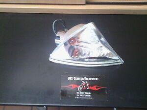 Clignotant Gilera Runner Rst Vx Vxr St 50-125-200 Ab Bj. 2005 Avant Gauche Lexus Neuf-afficher Le Titre D'origine