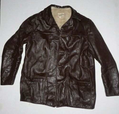 40s  Appalachian Leather Jacket excellent conditio
