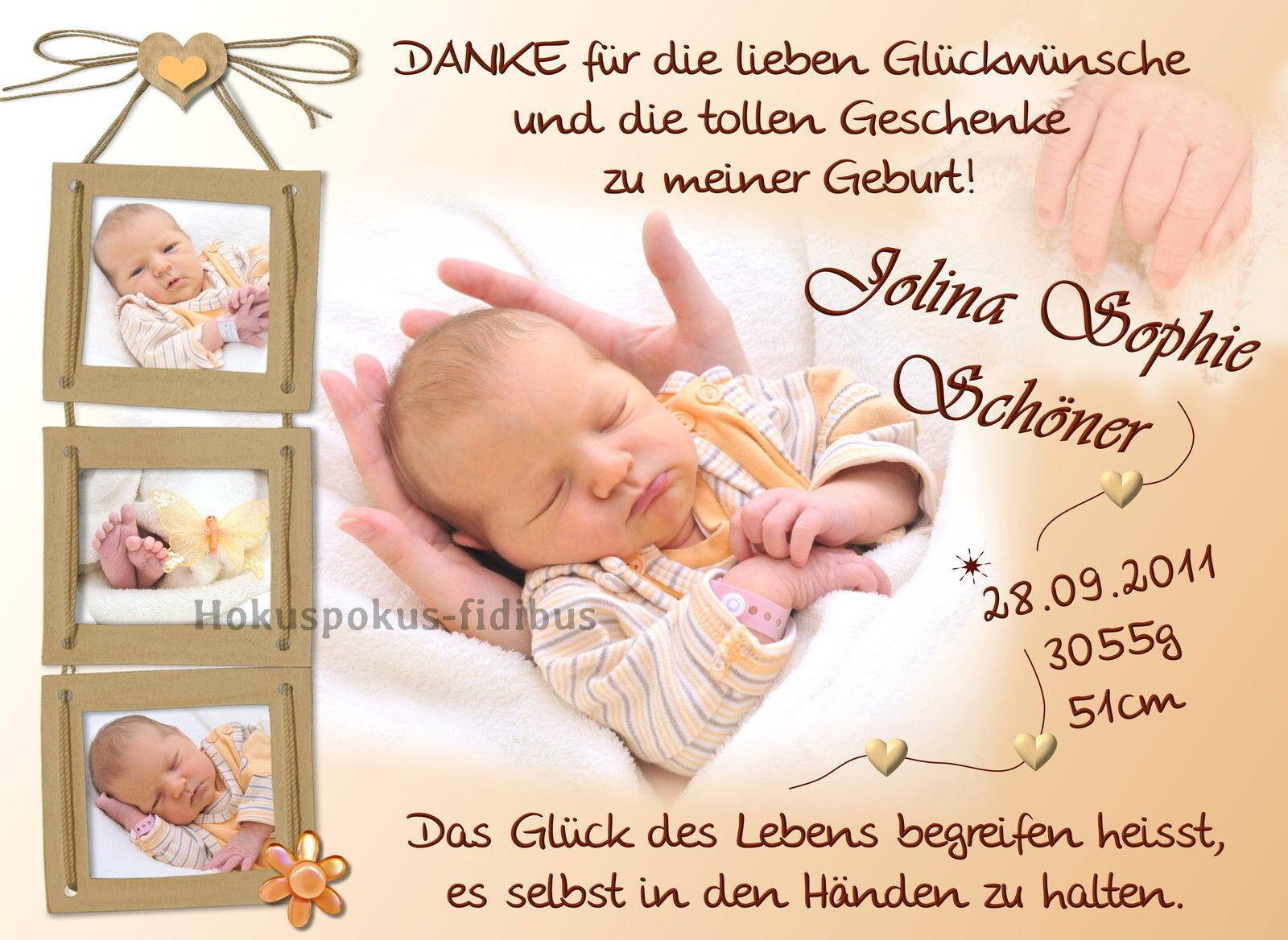 30 Danksagungskarten Geburt Danksagung Geburtskarten Foto Babykarten Geburt   | New Style  | Neueste Technologie