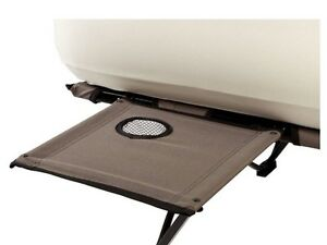 New Coleman Queen Size Camping Air bed Cot with mattress ...
