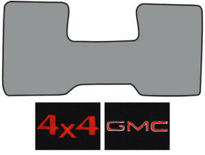 Low Tunnel Auto 3spd 1pc Front -Cutpile |2WD 1979-1986 GMC C1500 Floor Mat