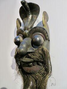 Mask Sri Lanka Ceylon Mask Kolam Naga Rassa Ariyapala