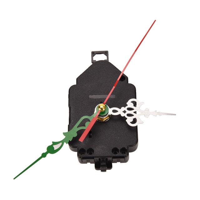 Replacement DIY Repair Quartz Clock Pendulum Movement Mechanism Motor&Hanger RF
