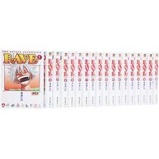 RAVE VOL.1-18 Comics Complete Set Japan Comic F/S