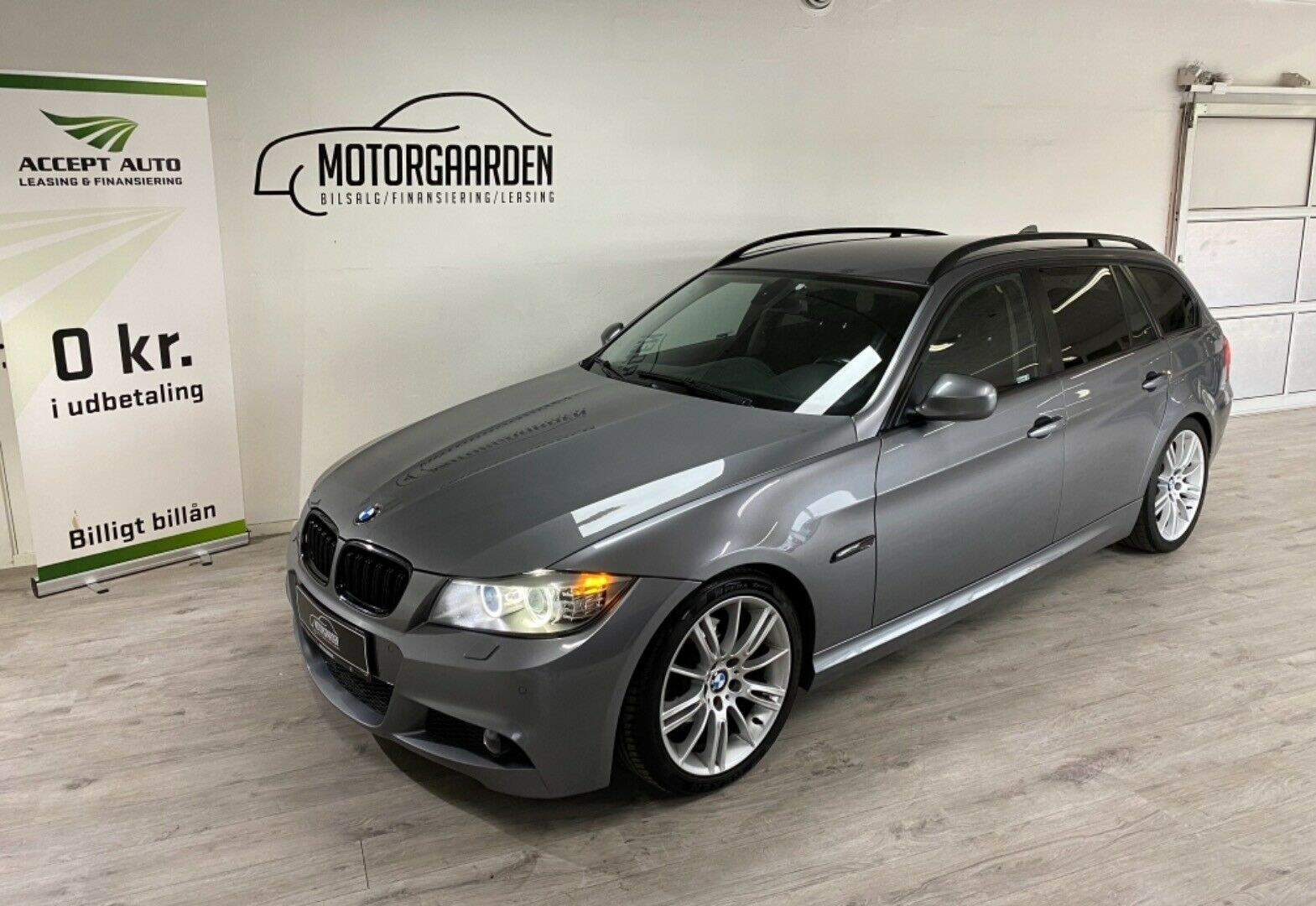 BMW 318d 2,0 Touring Steptr. 5d - 99.500 kr.